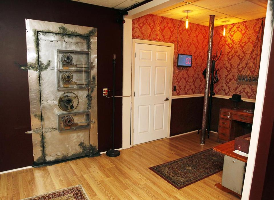 Escape Rooms Have Become Places To Get Away From It All